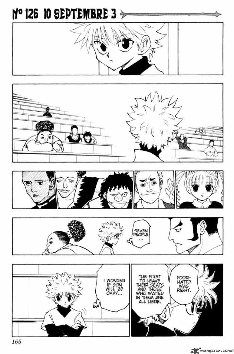 hunter manga